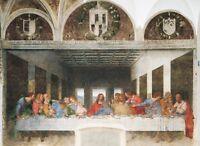 Last Supper  Puzzle 1000 Piece Leonardo da Vinci Clementoni Art Jigsaw Puzzle