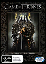 Game of Thrones: Season 1 (5 Discs) * NEW DVD * (Region 4 Australia)