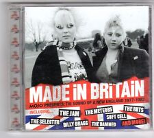 (GQ280) Made In Britain, 15 tracks various artists - 2005 - Mojo CD