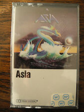 "ASIA - (YES / ELP / KING CRIMSON) - ""Self Titled"" - ORIG 1982 US CASSETTE - NEW"
