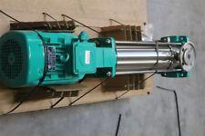 Wilo Mvi417-1 /25/ e / 3-400-50-2-q1q1 Hochdruck-Kreiselpumpe