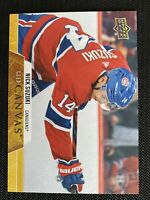 2020-21 Upper Deck UD Canvas Nick Suzuki #C44 Montreal Canadiens - Insert