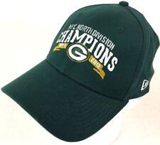 Green Bay Packers 🏈 NFL 2012 NFC North Division Champions New Era S/M Hat/Cap