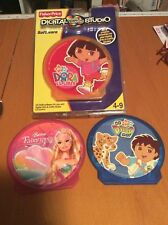 Game lot of 3 Fisher Price Digital Arts & Crafts Studio Software Cd-Rom Fastship