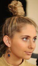 Kate Spade PLAZA ATHENEE SAPPHIRE BLUE DROP EARRINGS & DRAGONFLY CHANDELIER LOT