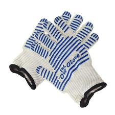The Ove Glove Heavy Duty OvenGloveWashableWith Non-slip Silicone Grip 540°F  K,