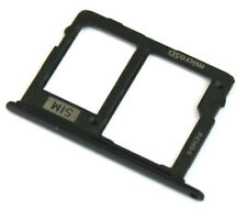 Oem At&T Samsung Galaxy A6 Sm-A600A Black Micro Sd Sim Card Tray