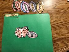 Don't Fumble producing and consuming Centers File Folder Games 1-4 grades