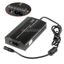 Universal For Laptop In Car DC Charger Notebook AC Adapter Power Supply 100W