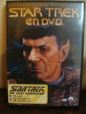 DVD - STAR TREK - N° 36 - Episodes : 106/107/108 - The Next Generation