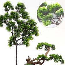 Artificial Lifelike Pinaster Pine Branch Cypress Bouquet Flower Home Xmas Decor~