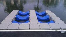 Double Jet Ski Dock Pontoon 3mt x 3.5mt