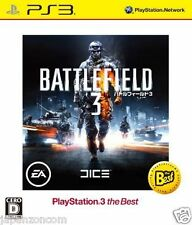Used PS3 Battlefield 3 SONY PLAYSTATION 3 JAPAN JAPANESE JAPONAIS IMPORT