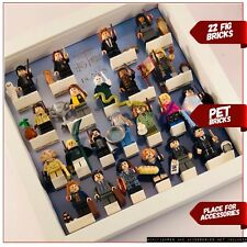 Display Case Frame for Lego Harry Potter Fantastic Beasts minifigures 71022