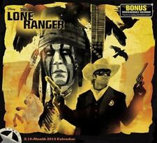 The Lone Ranger: 2014 Calendar