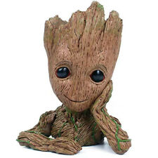 Guardians of The Galaxy Vol. 2 Baby Groot Figure Flowerpot Style Toy 16cm #yh