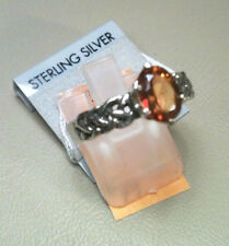 SIZE 9 Sunset Mystic Topaz [Peach] RING-1.48 CARAT STONE n 925 STERLING SILVER