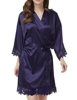 Elegant Robe | Bridesmaids' Gifts or Bride-to-be Gift | Hen's Night Gift
