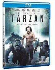 THE LEGEND OF TARZAN (BLU-RAY) con Alexander Skarsgård, Samuel L. Jackson