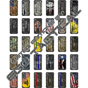 UAG Urban Armor Gear Case-Apple iPhone X/Xs/Xr/Max Military Designs Ego Tactical