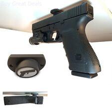 New Vehicle Holster Gun Pistol Magnetic Holder Mount Safe Rifle Stand Car Under