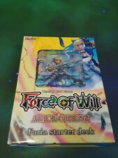 Force of Will TCG: Alice Origin Faria Starter Deck