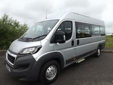 Brand New Peugeot Boxer CanDrive Maxi 17 Seat Minibus