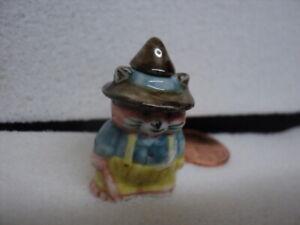 DOLLHOUSE COOKIE JAR- CAT- CP7185