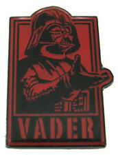 2013 Disney DLP Star Wars Posters Darth Vader Pin Only
