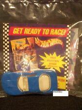 HOT WHEELS 1992 MCDONALDS CAMARO #1 BAGGIE CAR PROMO
