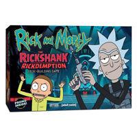 Rickshank Rickdemption Deck-Building Game - Rick and Morty Card Game