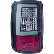 Set coppia fari fanali posteriori TUNING CADDY dal 03 al 15 LED rossi neri