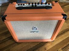 ORANGE AMPLIFIERS CRUSH 35LDX 35W 1x10 Guitar Combo Amp
