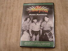 The Three Stooges DVD Merry Mavericks