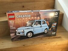 LEGO® 77942 Fiat 500 Baby Blue - Limited Edition - Collectible NEU ★ OVP ★