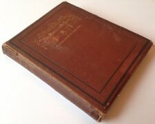 The Mirage Of Life - c1876 - Illustrated Hardback - The Man Of.... - Rare