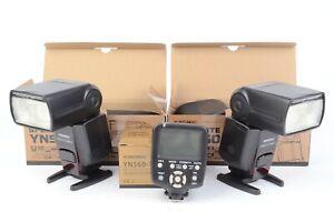 YONGNUO YN560 IV Wireless Speedlite Flash kit - #S