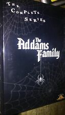 The Addams Family The Complete Series DVD Box Set Brand New 1-3  ships free