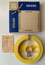 Vintage Pylon Brand Steel Model Airplane Control Line - Unused w/ Box
