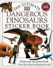 Dangerous Dinosaurs DK Ultimate Sticker Books