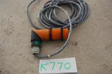 KIE 3015-FPKG IFM ELECTRONIC 15MM NB  10-55V DC  250mA  STOCK #K770