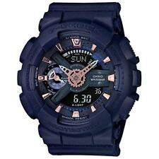 Casio G-Shock S-Series GMA-S110CM-2A Blue Midsize Digital Analog Unisex Watch