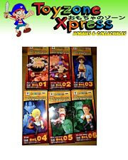 WCF - One Piece Battle of Luffy Whole Cake Island (Set of 6)