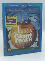 James and the Giant Peach [2010] Blu-ray+DVD; Special Edition with OOP Slipcover