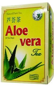 Dr Chen Natural Aloe Vera Tea Traditional Blend Immune System Detox Digestion