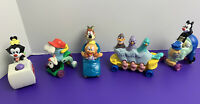 Lot of 5 Animaniacs Happy Meal Toys 1993 McDonalds Goodfeathers Yakko Wakko Dot