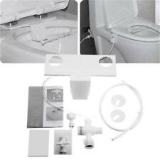 Toilet Seat Attachment Fresh Water Spray Non Electric Mechanical Bidet Bathroom