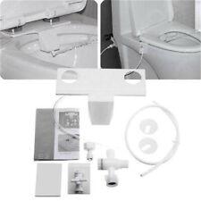 Fresh Water Spray Non-Electric Mechanical Bidet Toilet Seat Attachment Bathroom