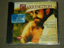 Carrington Soundtrack Michael Nyman sealed