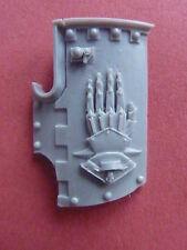 FORGEWORLD Heresy Iron Hands MEDUSAN IMMORTALS BREACHER SHIELD (A)  40K